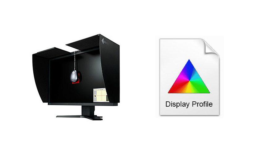 螢幕色彩準確度之評估